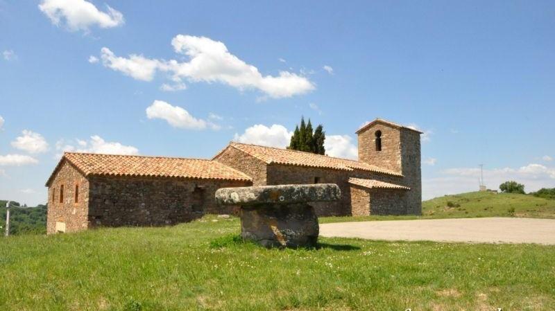 Ruta per l'entorn de Collsuspina, amb visita a l'església de Sant Cugat de Gavadons